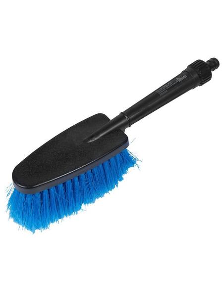 MR. GARDENER Handwaschbürste, Kunststoff, schwarz/blau
