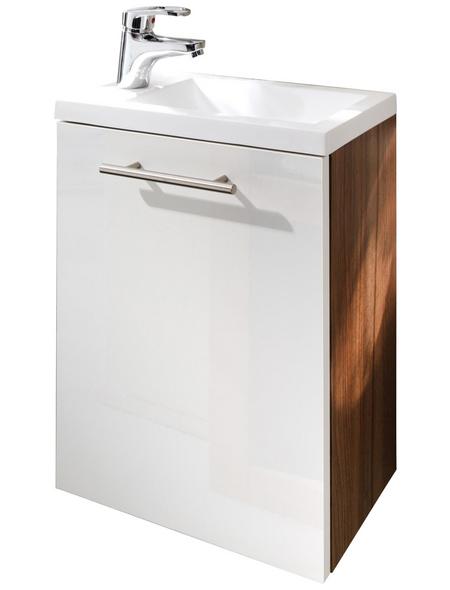 POSSEIK Handwaschplatz »ALEXO«, B x H x T: 40 x 50,5 x 22 cm