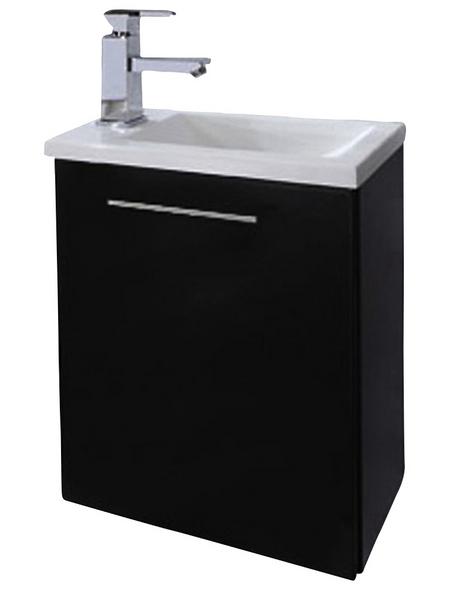 POSSEIK Handwaschplatz »ALEXO«, B x T x H: 40  x 50,5  x 22  cm