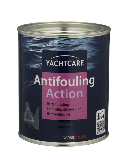 yachtcare® Hartantifouling, altweiss, seidenmatt