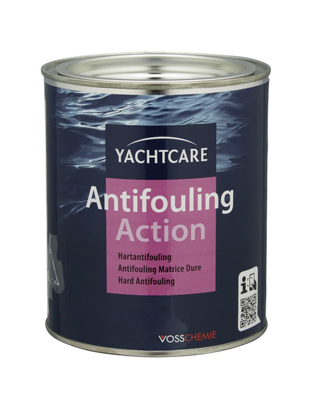 yachtcare® Hartantifouling, blau, matt