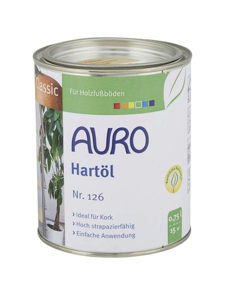 AURO Hartöl »Classic«, transparent, 0,75 l
