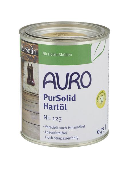 AURO Hartöl »PurSolid«, transparent, 0,75 l