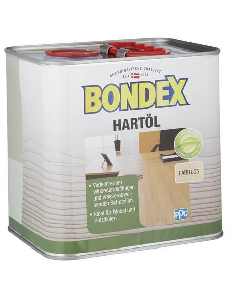 BONDEX Hartöl transparent 2,5 l
