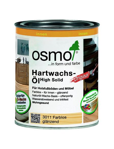 OSMO Hartwachsöl High Solid transparent 0,75 l