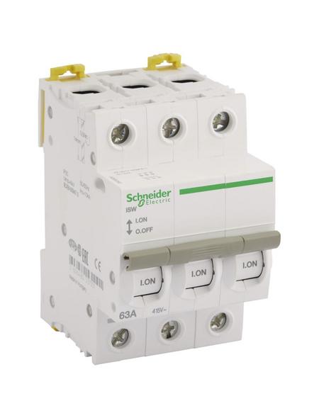 Schneider Electric Hauptschalter, 3-polig, 63 A