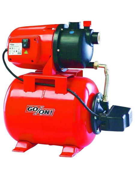 GO/ON! Haus Wasser Werk, Fördermenge: 3000 l/h, 600 W