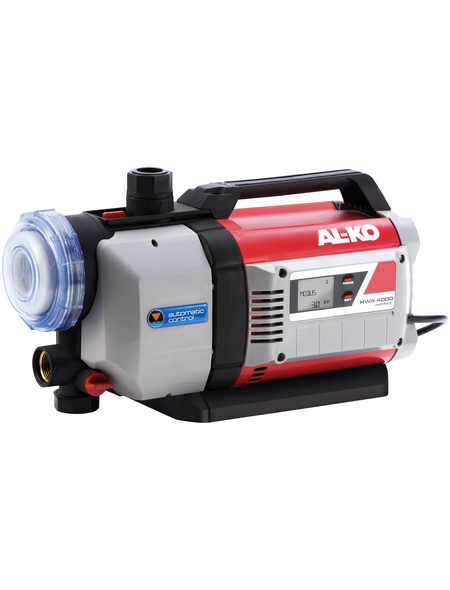 AL-KO Haus Wasser Werk, Fördermenge: 4000 l/h, 1000 W