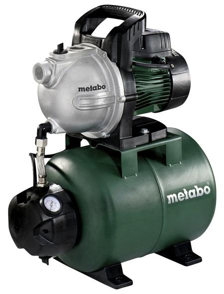 METABO Haus Wasser Werk, Fördermenge: 4000 l/h, 1100 W