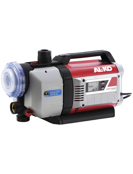 AL-KO Haus Wasserautomat, Fördermenge: 4500 l/h, 1300 W