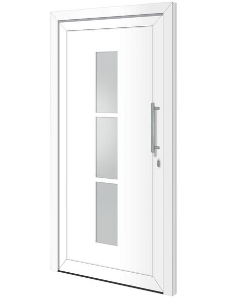 RORO Haustür »Arnstein«, Aluminium, weiß