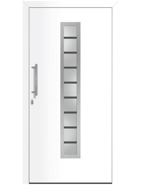 RORO Haustür »Homberg«, Aluminium, anthrazit