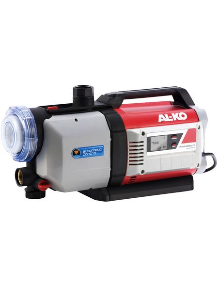 AL-KO Hauswasserautomat, Fördermenge: 6000l/h, 1400W