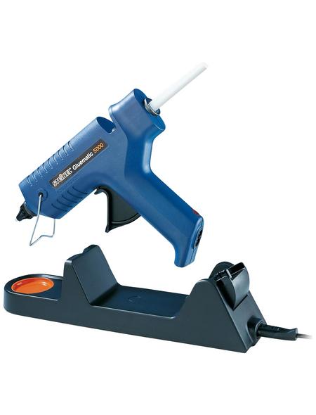 STEINEL Heißklebepistole »Gluematic«, 120 W, schwarz/blau