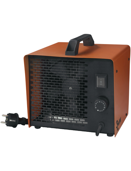 EUROM Heizgerät, max. Heizleistung: 3 kW, für kleine bis mittlere Räume