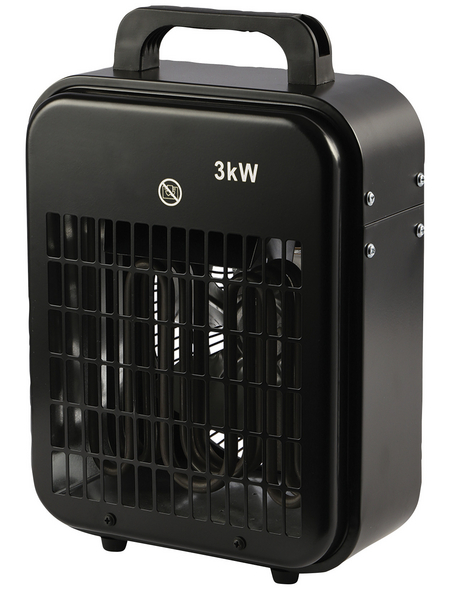 CASAYA Heizlüftgerät »BGP1402-03«, max. Heizleistung: 3000kW, für Räume bis 30 m³