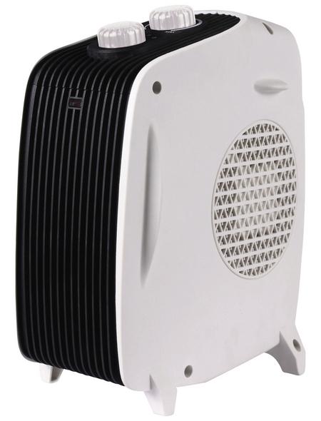 GO/ON! Heizlüftgerät »NF9002-20 «, max. Heizleistung: 2000 w, (BxH): 28,9 x 32 cm