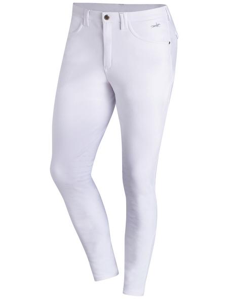 Schockenmöhle Sports Herrenreithose Phoenix KP, Größe: 52, white
