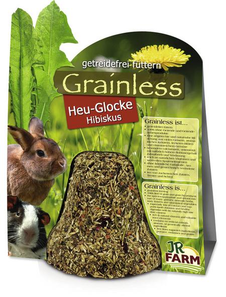 JR FARM Heu »Grainless«, 5 Packungen, 125 g