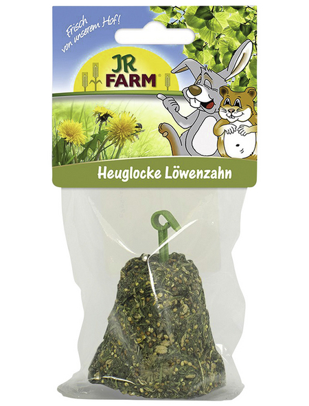 JR FARM Heu »JR Heuglocke«, 5 Beutel, 125 g