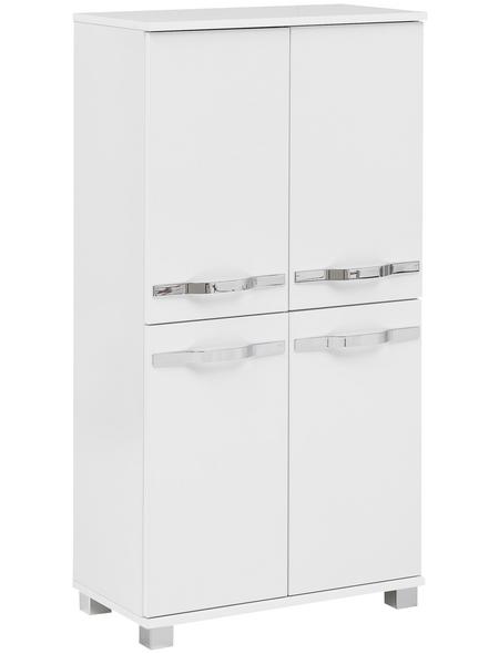 SCHILDMEYER Highboard »Diana«, BxHxT: 59,8 x 116,9 x 32,6 cm