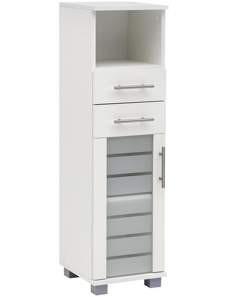 SCHILDMEYER Highboard »Niko«, BxHxT: 30 x 110,5 x 32,6 cm