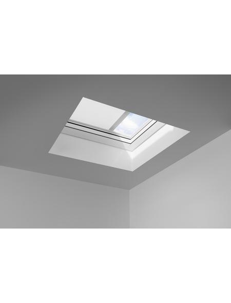 VELUX Hitzeschutzmarkise »MSG 080080 6090WL«, solarbetrieben, weiß