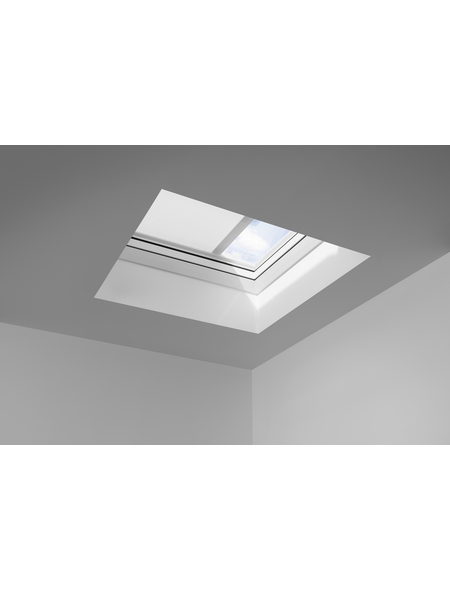 VELUX Hitzeschutzmarkise »MSG 090120 6090WL«, solarbetrieben, weiß