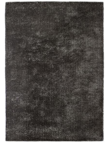 ANDIAMO Hochflor-Teppich »Manarolo«, BxL: 65 x 135 cm, taupe