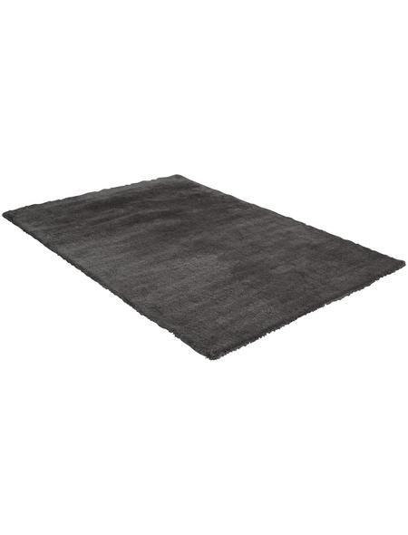 LUXORLIVING Hochflor-Teppich »San Remo«, BxL: 170 x 240 cm, grau