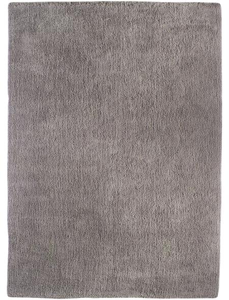 LUXORLIVING Hochflor-Teppich »San Remo«, rechteckig, Florhöhe: 25 mm