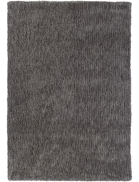 Hochflor-Teppich »Touch«, BxL: 70 x 140 cm, taupe