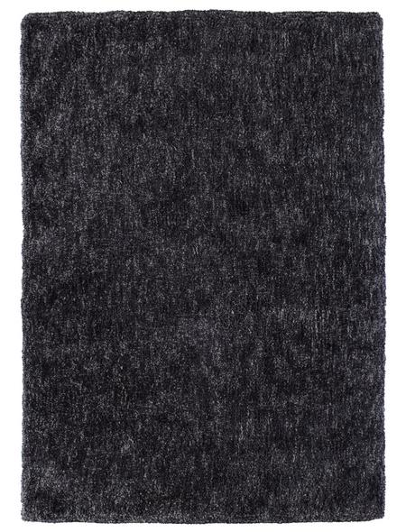 Hochflor-Teppich »Touch«, rechteckig, Florhöhe: 25 mm