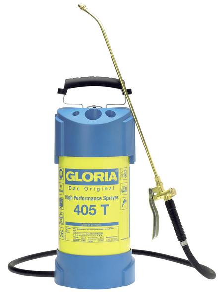 GLORIA Hochleistungssprühgerät »405 T«, 6 bar (max.), Füllmenge 5 L