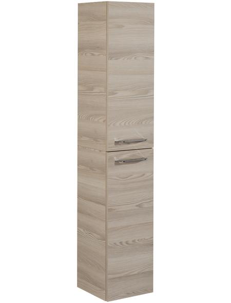 FACKELMANN Hochschrank »B.Clever«, BxTxH: 30 x 159 x 32 cm
