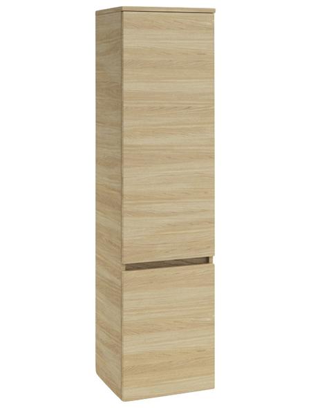 VILLEROY & BOCH Hochschrank, BxHxT: 40 x 1550mm x 35 cm