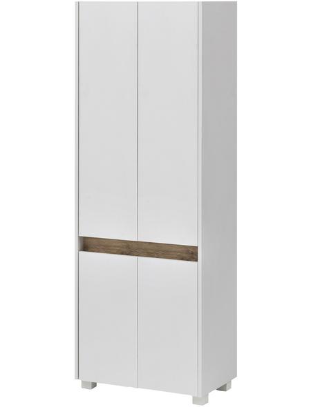 SCHILDMEYER Hochschrank »Cosmo«, BxHxT: 57 x 164,5 x 33 cm