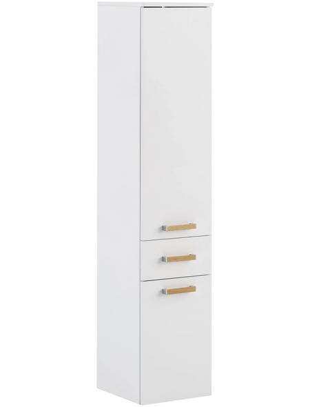 SCHILDMEYER Hochschrank »Duo«, BxHxT: 32,7 x 160 x 35,3 cm