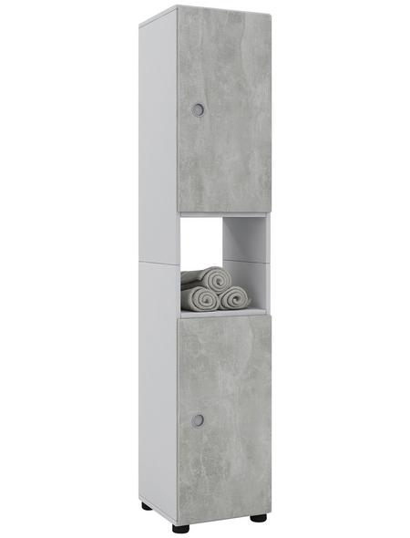 VCM Hochschrank »Intola«, BxHxT: 31 x 152 x 30 cm