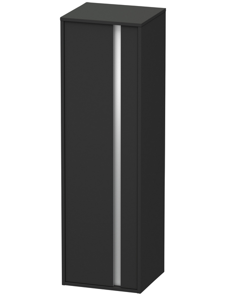 DURAVIT Hochschrank »Ketho«, B x H x T: 40 x 1320mm x 36 cm, graphit