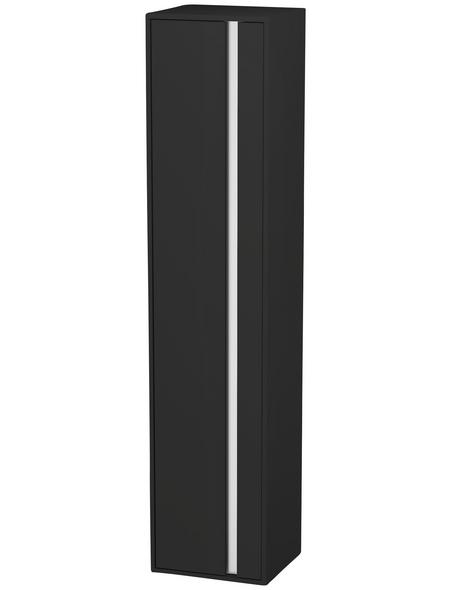 DURAVIT Hochschrank »Ketho «, B x H x T: 40 x 180 x 36 cm, graphit