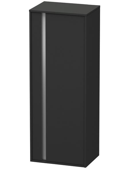 DURAVIT Hochschrank »Ketho «, B x H x T: 50 x 1320mm x 36 cm, graphit