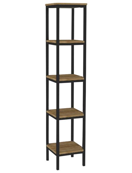 SPA AMBIENTE Hochschrank »Loft«, B x H x T: 35 x 180 x 35 cm