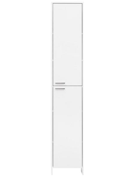 SCHILDMEYER Hochschrank »Luis«, BxTxH: 36 x 197,2 x 19,7 cm