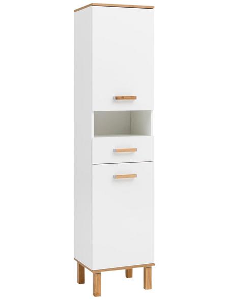 SCHILDMEYER Hochschrank »Padau«, BxHxT: 40 x 178,5 x 35 cm