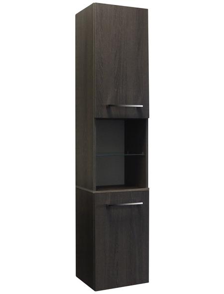 FACKELMANN Hochschrank »Rondo«, BxHxT: 35,5 x 169 x 32 cm