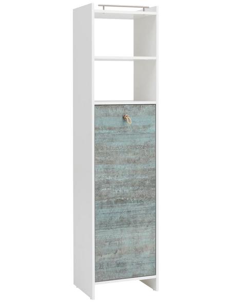 SCHILDMEYER Hochschrank »Sailor«, BxHxT: 40 x 165,5 x 33 cm