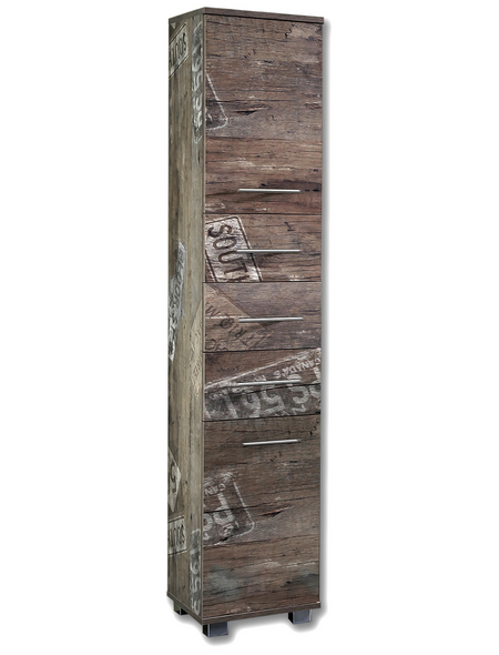 SCHILDMEYER Hochschrank »Sofia«, BxHxT: 40,3 x 165 x 32 cm