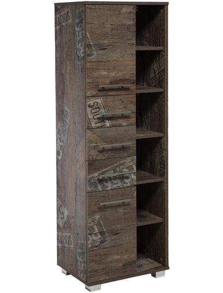 SCHILDMEYER Hochschrank »Sofia«, BxHxT: 41,9 x 163,7 x 32 cm