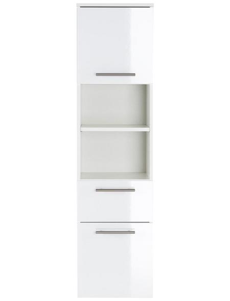 POSSEIK Hochschrank »VIVA«, BxTxH: 35,2 x 134,5 x 36,8 cm